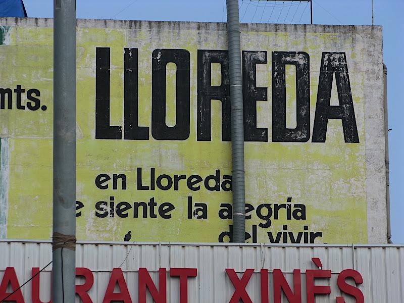 En Lloreda se siente la alegría del vivir