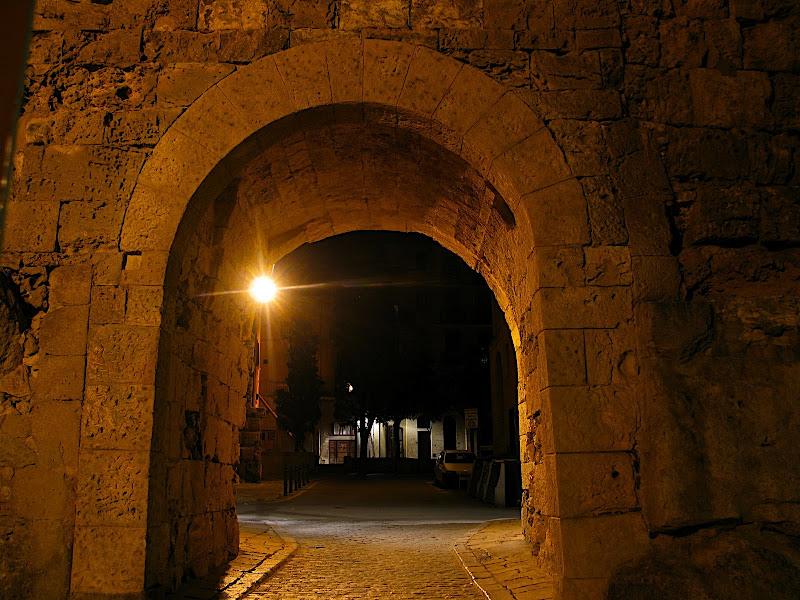 Porta de la muralla de Tarragona