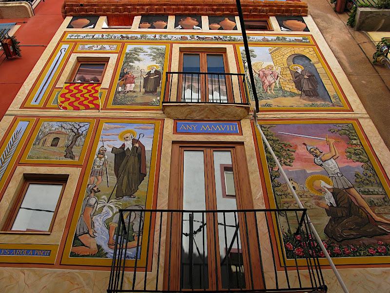 Mural de Carles Arola