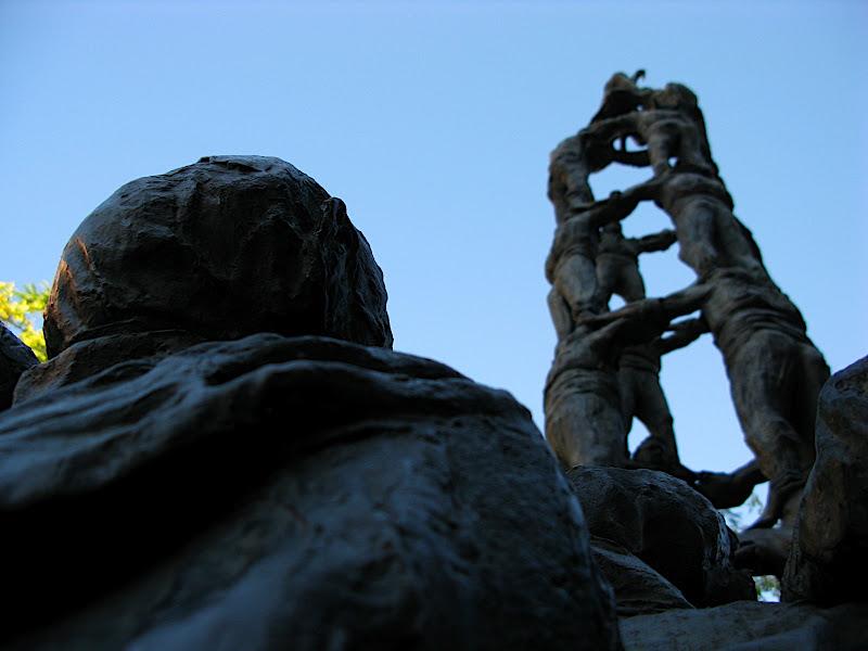 Monument als Castellers, Tarragona (V)