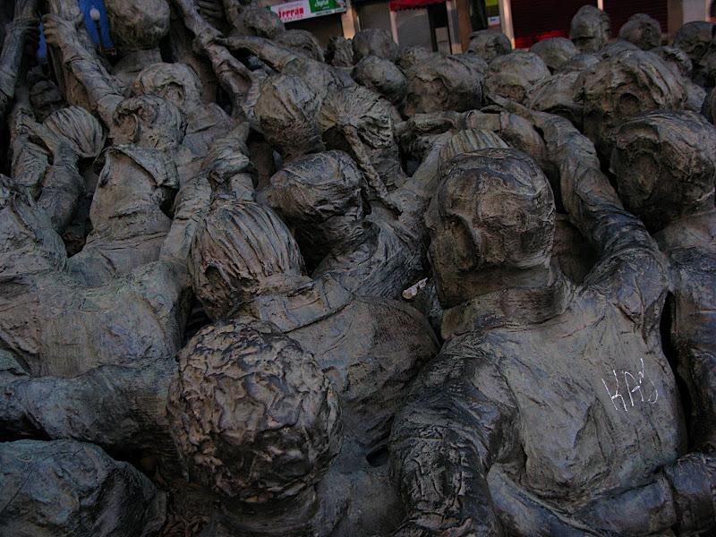 Monument als Castellers, Tarragona (X)