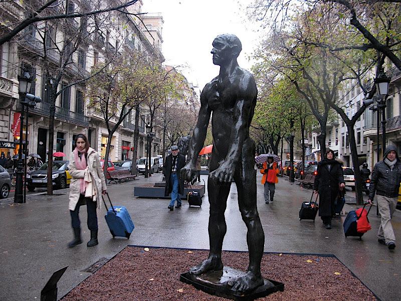 Rodin a Barcelona 2