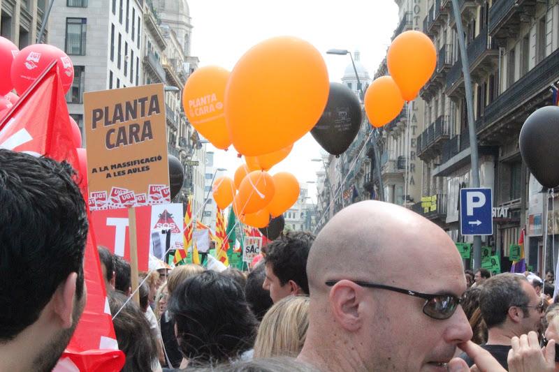 8 de juny: vaga del sector públic I