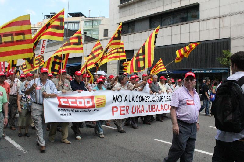 8 de juny: vaga del sector públic IV
