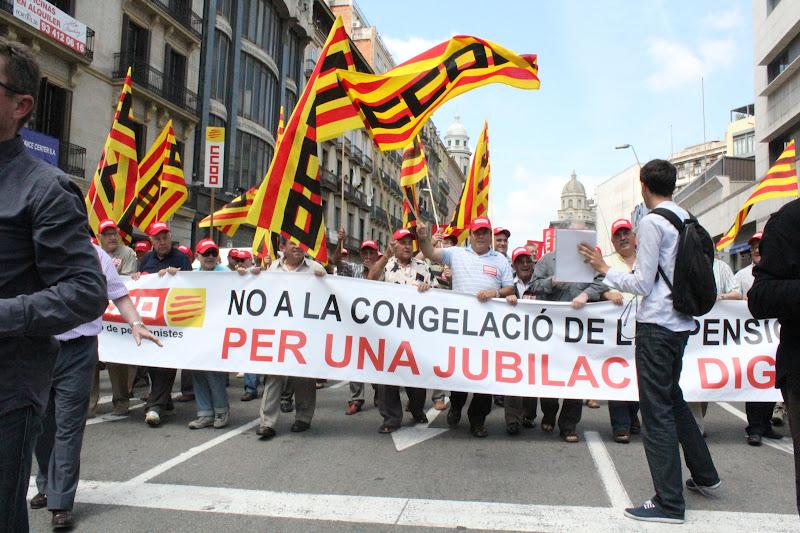 8 de juny: vaga del sector públic V