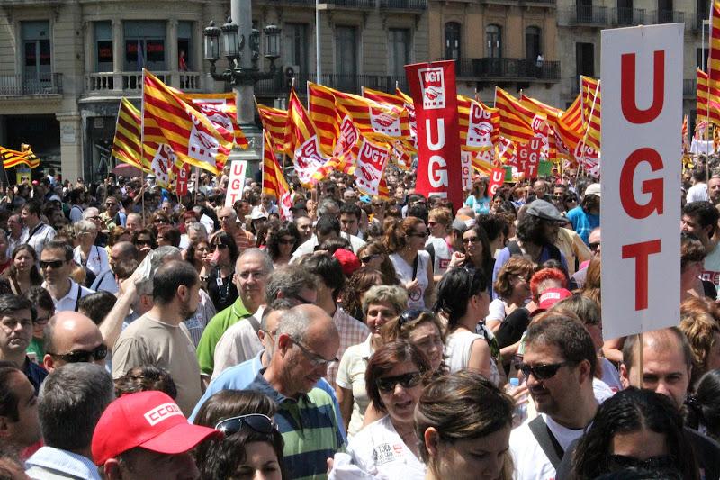 8 de juny: vaga del sector públic VII