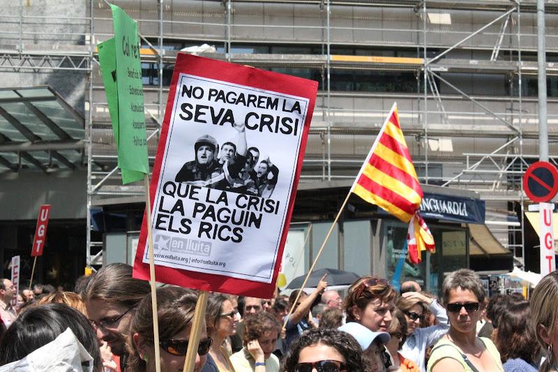 8 de juny: vaga del sector públic X