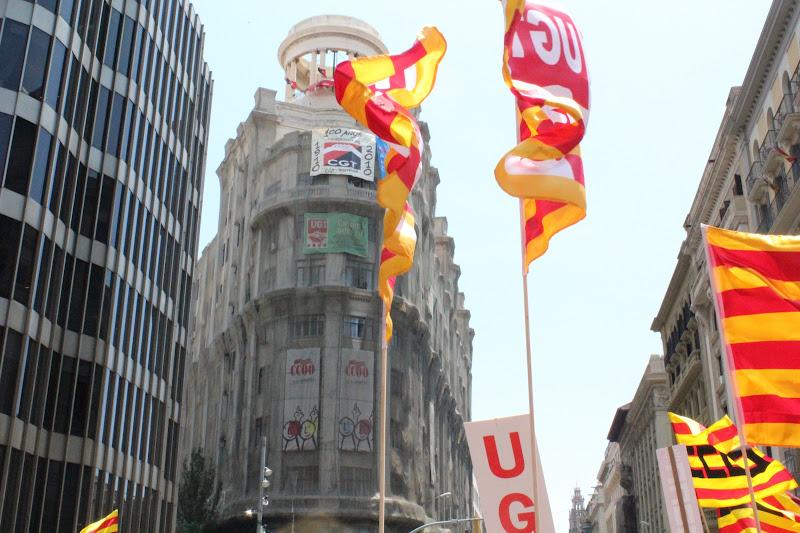 8 de juny: vaga del sector públic XVIII