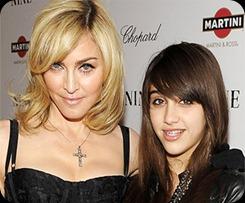 A filha da Madonna, a Lourdes Maria, vai se lançar como cantora.
