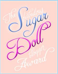 Sugardoll award