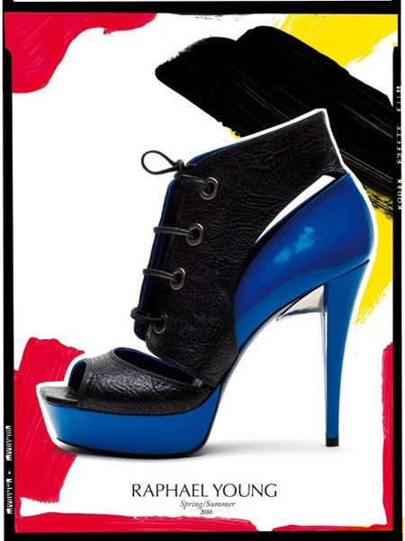 Raphael Young Shoes Spring/ Summer 2010 (lookbook)