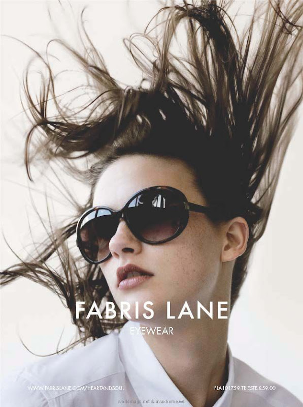 Fabris Lane eyewear, primavera verano 2010