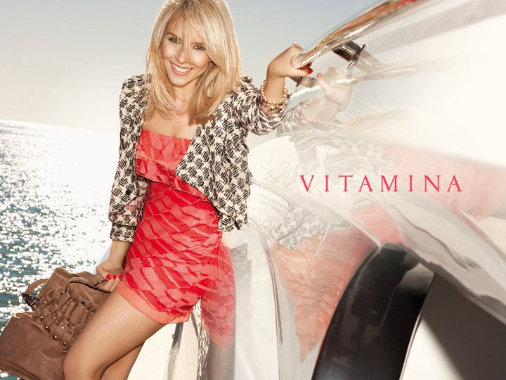 Vitamina, campa&ntilde;a primavera verano 2011 (austral)