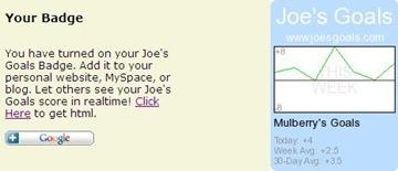 Joe's Goals_Plugin