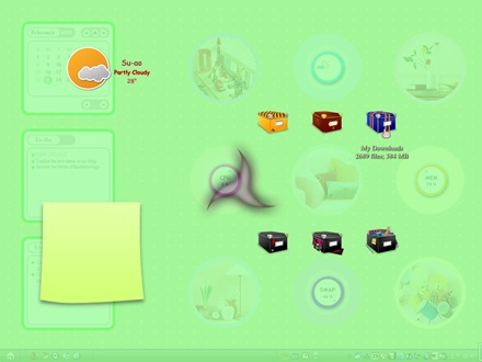 Desktop 2009-03 (Showcase)