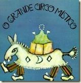 Grande Circo Místico - Capa