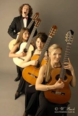 4 tissimo guitar quartet
