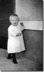 Velda Ellen Stapley, toddler