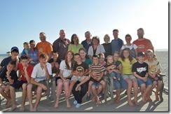 Beach Family 2009
