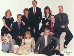 The Clayn Smith Family-1988 1