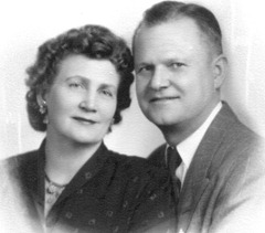 Orley Glenn & Estella Stapley younger