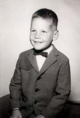 Roger 3.5 yr. old portrait