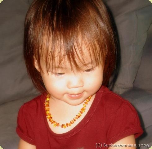 Zoe close up