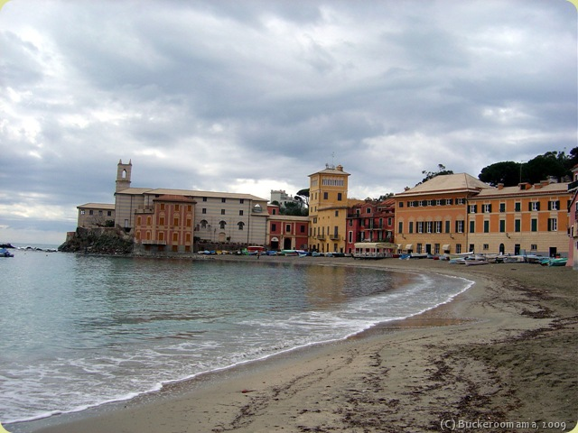 Bay of Silence, Sestri Levante