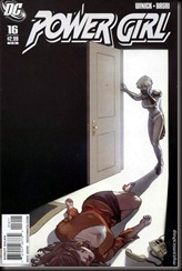 Power Girl 16
