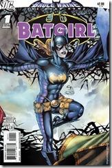 road batgirl
