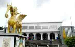 Museum Mulawarman, Kutai Kartanegara, Kalimantan Timur