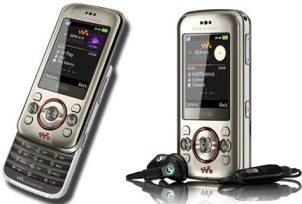 Sony Ericsson W395