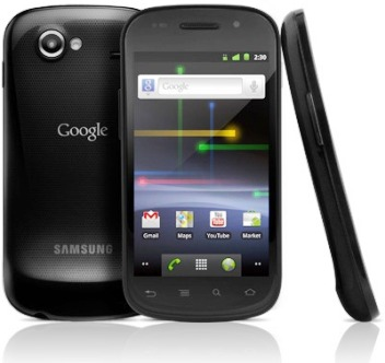 Google Nexus S phone