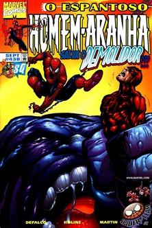 Espantoso Homem-Aranha #438 (1998) (ST-SQ)-001
