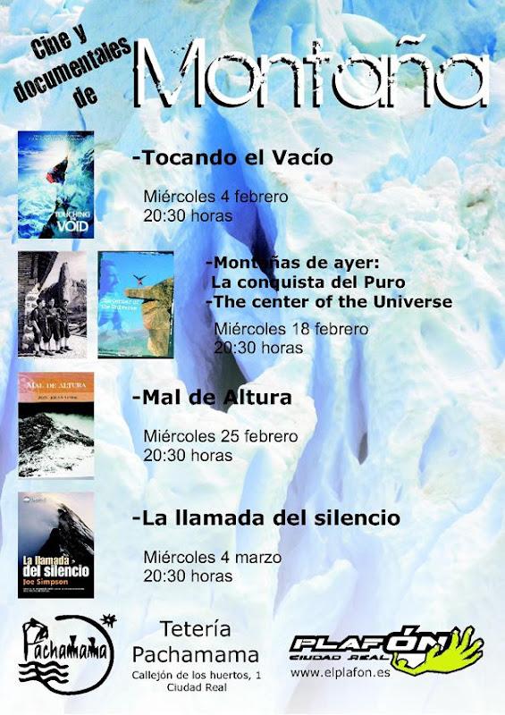 I Ciclo Cine y Documentales de Montaña