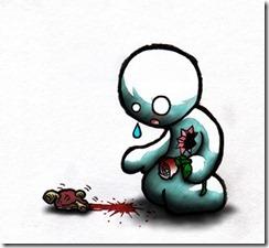 Broken Heart Emo