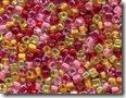 8o Miyuki Triangle Bead Mix Flamenco