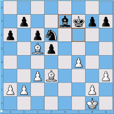 GM Sergey Erenburg - GM Alex Lenderman, Position 2