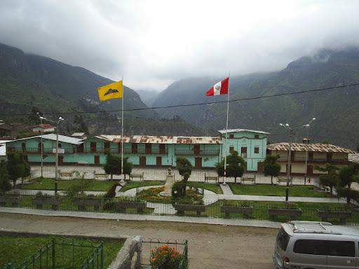 Plaza Principal de Carampoma