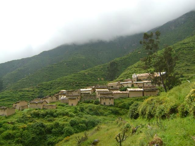 Pueblo de Pampas