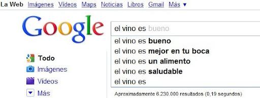 palabra de google