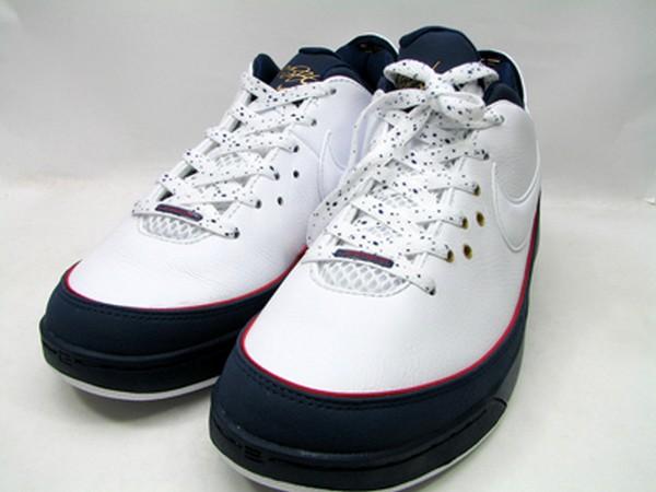 Nike LeBron VII Low 8211 USA Basketball Edition 8211 Actual Photos