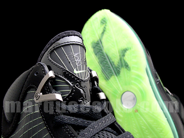 Another Look at the Black Dunkman Nike Air Max LeBron VII 7