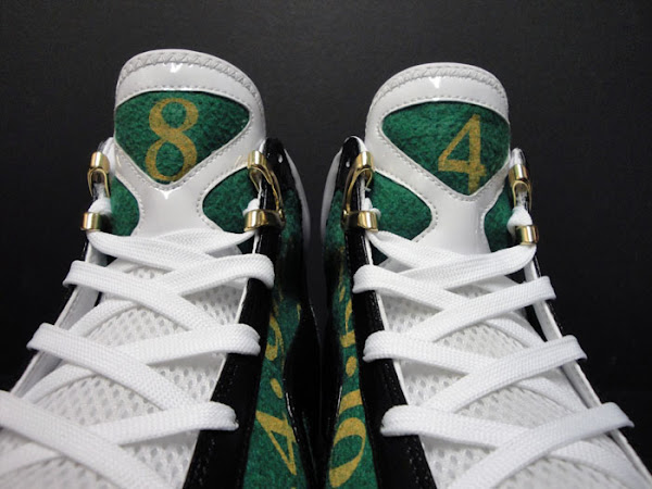 1OF Custom Nike Air Max LeBron VII 8211 Birthday Gift Craps Edition