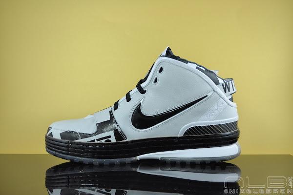 8220Most Valuable Player8221 Nike Zoom LeBron VI 6 HD Showcase