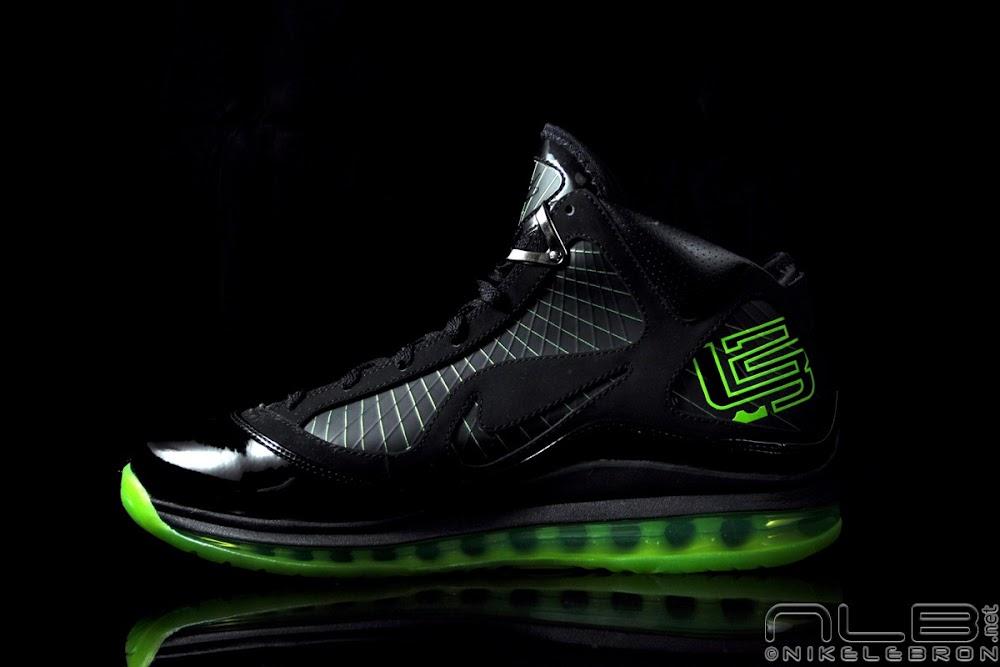 "Air Max LeBron VII Black/Electric Green aka ""Dunkman ..."