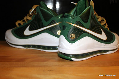 nike air max lebron 7 pe svsm away 2 10 Air Max LeBron VII (7) SVSM Away Player Exclusive Showcase