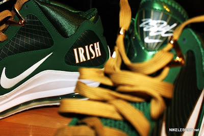 nike air max lebron 7 pe svsm away 2 06 Air Max LeBron VII (7) SVSM Away Player Exclusive Showcase