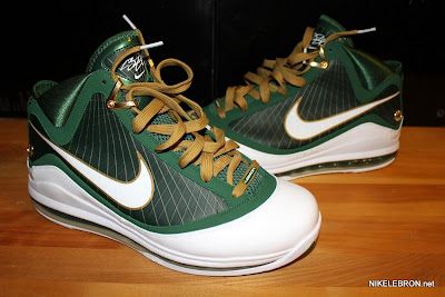 nike air max lebron 7 pe svsm away 2 02 Air Max LeBron VII (7) SVSM Away Player Exclusive Showcase