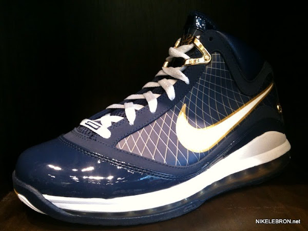 Air Max LeBron VII Akron Exclusive at House of Hoops on 227